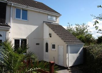Thumbnail 4 bedroom end terrace house to rent in Jubilee Close, Ivybridge