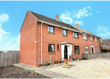 Thumbnail 3 bed semi-detached house for sale in Queens Road, Sherborne