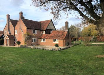 Cufaude Lane, Bramley, Tadley, Hampshire RG26. 6 bed detached house for sale