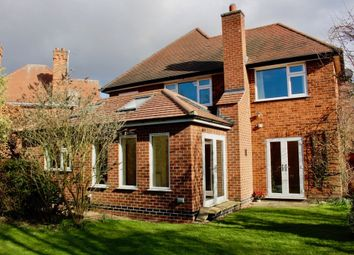 Thumbnail 4 bed detached house for sale in Woodside Crescent, Long Eaton