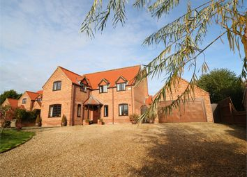 Thumbnail 4 bed detached house for sale in Aveland Way, Aslackby, Nr Sleaford, Lincs