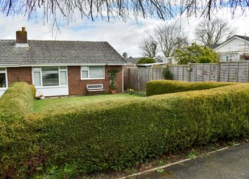 Thumbnail 2 bed bungalow for sale in William Road, Lymington