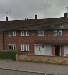 Thumbnail 3 bedroom terraced house to rent in Catsbrook Road, Luton