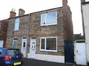 Thumbnail 2 bed semi-detached house to rent in Salisbury Street, Gainsborough