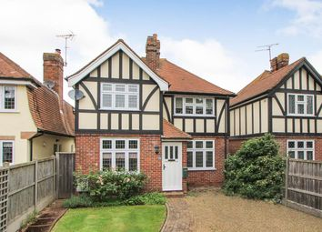 Thumbnail 3 bed detached house for sale in Kingsdown Park, Tankerton, Whitstable