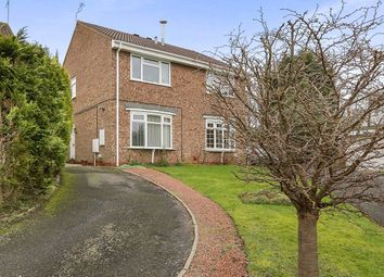 Thumbnail 2 bedroom semi-detached house for sale in Shackleton Drive, Perton, Wolverhampton