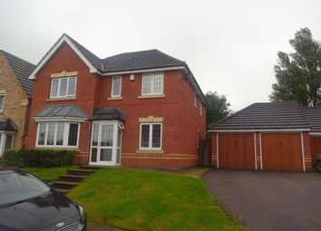 Thumbnail 4 bedroom detached house for sale in Hawley Close, Walsall, West Midlands