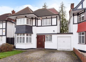 Thumbnail 4 bed detached house for sale in Hillcrest Avenue, Edgware