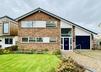 Thumbnail 3 bed detached house for sale in Burley Lane, Quarndon Village, Derby