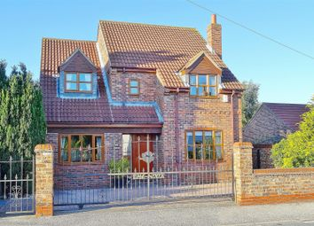 Thumbnail 4 bedroom detached house for sale in Main Street, Bubwith, Selby