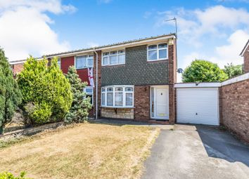 Thumbnail 3 bed terraced house for sale in Fishpool Close, Hodge Hill, Birmingham