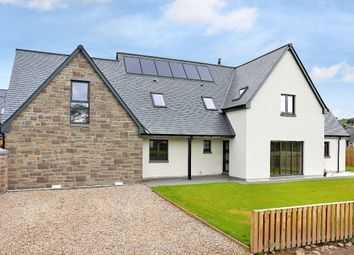 Thumbnail 5 bed detached house for sale in The Esk, Needburn Park, Off James Street, Methven, Perthshire