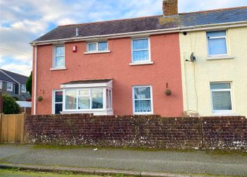 Thumbnail 3 bed semi-detached house for sale in Priory Ville, Milford Haven, Pembrokeshire