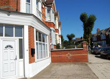 Thumbnail 3 bedroom flat to rent in Old Road West, Gravesend
