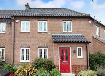 Thumbnail 3 bed terraced house for sale in Stable Field Way, Hemsby, Great Yarmouth