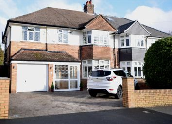 Thumbnail 5 bed semi-detached house for sale in Woolton Hill Road, Woolton, Liverpool
