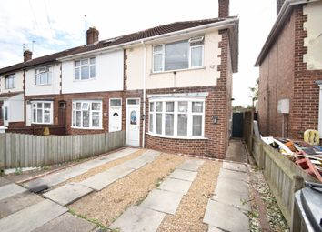 Thumbnail 3 bed end terrace house for sale in Swainson Road, Northfields, Leicester