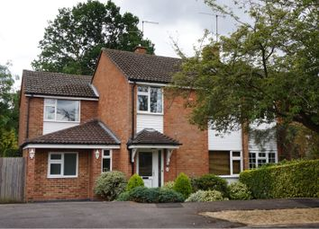 Thumbnail 5 bed semi-detached house for sale in Holmes Crescent, Wokingham