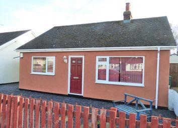 Thumbnail 1 bedroom bungalow for sale in Bodelwyddan Avenue, Kinmel Bay, Rhyl