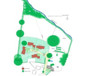 Thumbnail Land for sale in Copper Beeches Close, Much Dewchurch, Hereford