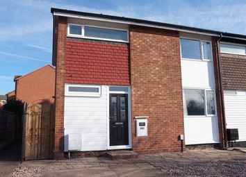 Thumbnail 3 bed end terrace house for sale in Elizabeth Drive, Tamworth
