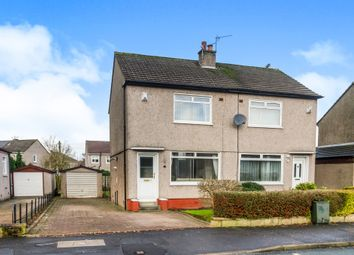 Thumbnail 2 bed semi-detached house for sale in Park Road, Bishopbriggs, Glasgow