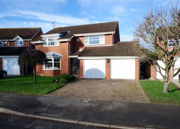 Gingells Farm Road, Charvil, Berkshire RG10. 4 bed detached house for sale
