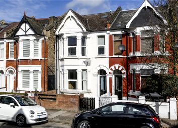 Thumbnail 4 bed terraced house for sale in Ravensbury Road, Wandsworth, London