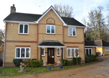 Thumbnail 4 bed detached house to rent in Hocketts Close, Whitchurch Hill, Reading