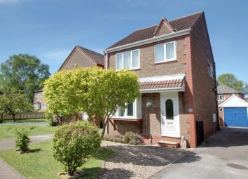 Thumbnail 3 bedroom detached house for sale in Carrfields, Goole