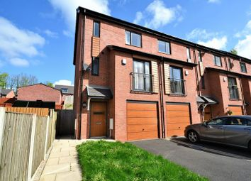 Thumbnail 3 bedroom terraced house for sale in Chaucer Way, Salford