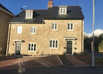 Thumbnail 4 bed semi-detached house for sale in Winslow Road, Weymouth