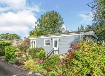 Thameside Court, Northmoor, Witney OX29. 2 bed mobile/park home for sale