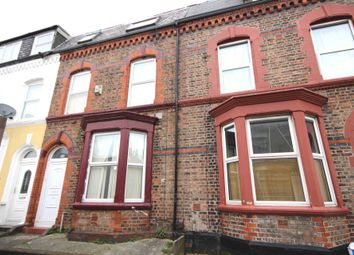 Thumbnail 1 bed flat to rent in Ellel Grove, Anfield, Liverpool
