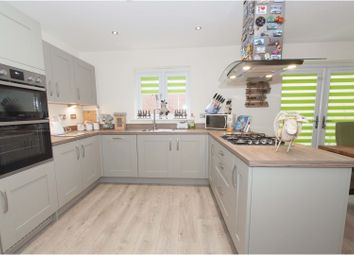 Thumbnail 4 bed detached house for sale in Redhaw Road, Barnsley