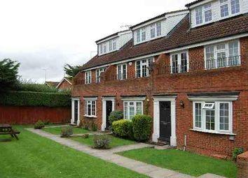 Thumbnail 1 bed flat to rent in Kingsley Avenue, Borehamwood