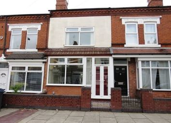 Thumbnail 3 bed terraced house to rent in Kitchener Road, Selly Park