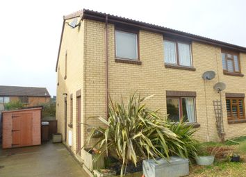 Thumbnail 2 bedroom semi-detached house for sale in Spring Close, Rendlesham, Woodbridge