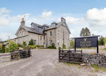 Thumbnail 9 bed detached house for sale in Suidhe Lodge & Cottage, Kincraig, Kingussie, Inverness-Shire