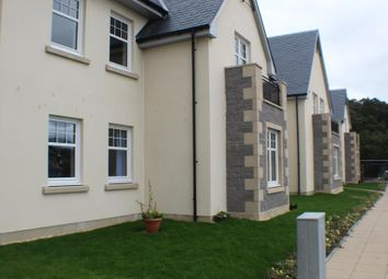 Thumbnail 1 bed flat to rent in Hydro Gardens, Innerleithen Road, Peebles