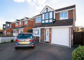 Thumbnail 4 bed detached house for sale in Mountbatten Drive, Colchester, Essex