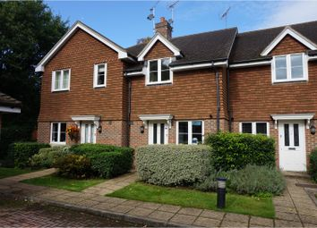 Thumbnail 2 bed terraced house for sale in Bois Hall Road, Addlestone
