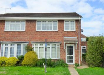 Thumbnail 3 bed semi-detached house to rent in Juxon Close, Chichester