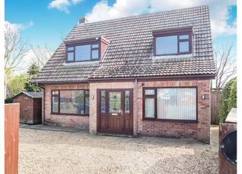 Thumbnail 3 bed detached house for sale in Hall Lane, Stickney, Boston