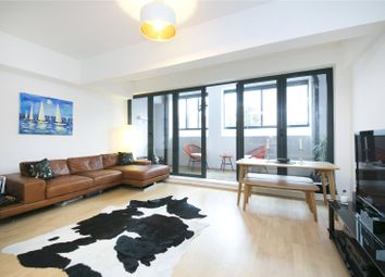 Thumbnail 2 bed flat for sale in Gillett Place, London