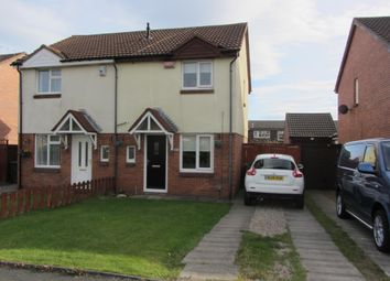 Thumbnail 2 bed semi-detached house to rent in Agricola Gardens, Wallsend