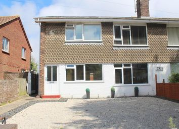 Thumbnail 2 bedroom flat for sale in South Farm Road, Broadwater, Worthing