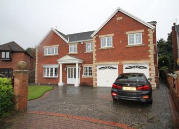 Thumbnail 6 bed detached house for sale in St Pauls Drive, Mount Pleasant, Houghton Le Spring