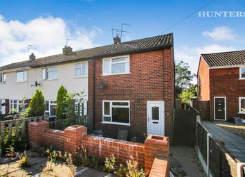 Thumbnail 2 bed end terrace house for sale in Coppice Close, Biddulph