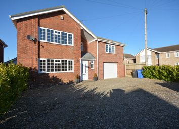 Thumbnail 4 bed detached house for sale in Edendale, Oulton Broad, Lowestoft